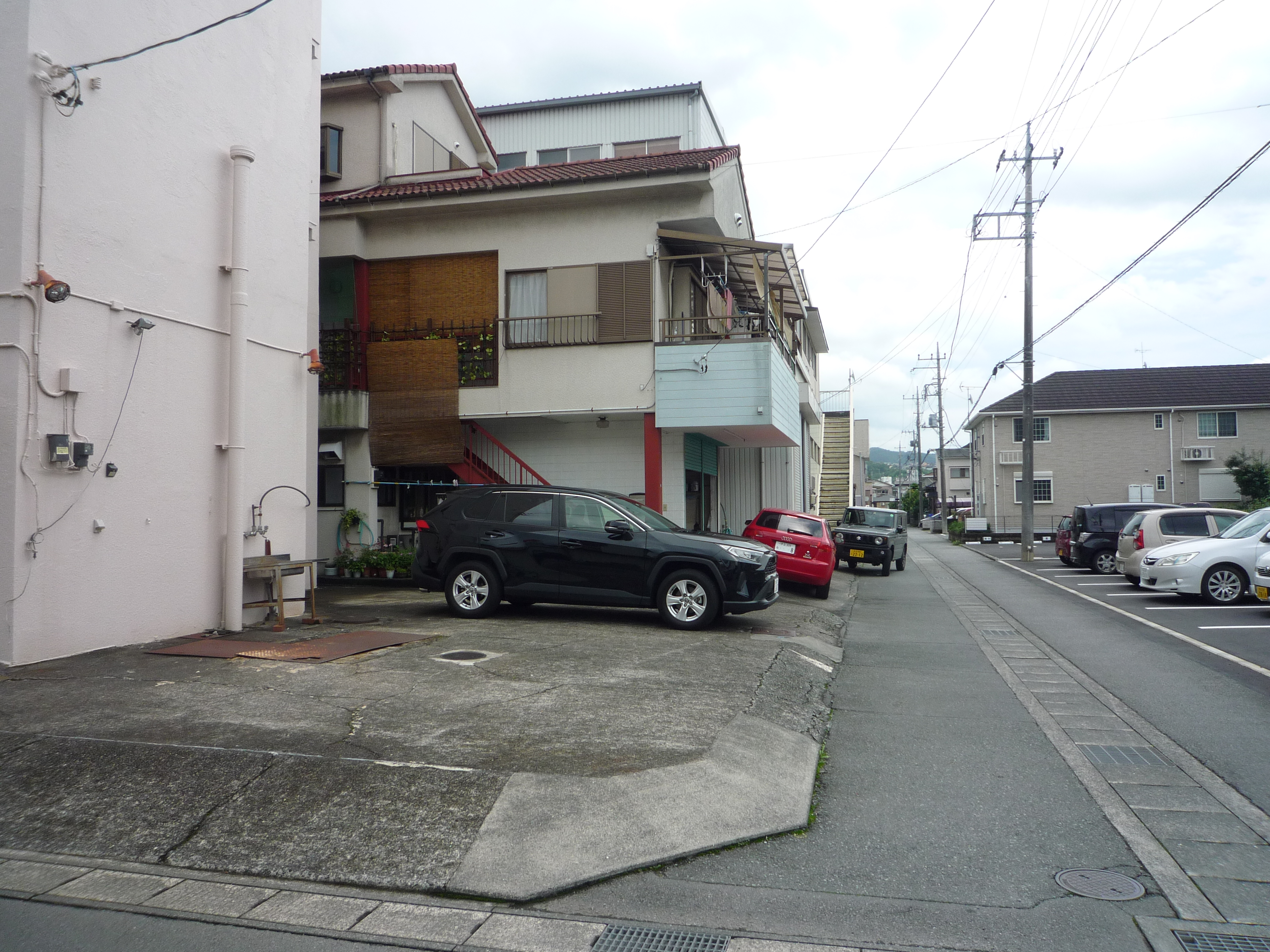 売土地 国道沿い 伊豆長岡駅まで徒歩8分 店舗・事務所・住宅向け